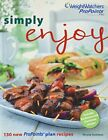 Weight Watchers Simply Enjoy Summer 2011 Pro Points cookbooks Book The Fast Free