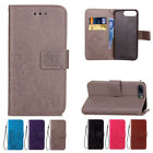 Card Slot Wallet PU Leather Stand Flip Soft TPU Case Cover For Samsung Galaxy