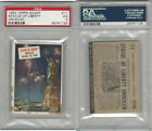 1954 Topps, Scoop, #11 Statue Of Liberty Unveiled, PSA 3 VG