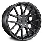 DUB Luxe Wheels 24x95 Gloss Black +25 5x1397