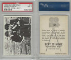 1964 Topps Beatles Movie Hard Day's Night Trading Cards 10