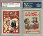 1959 Topps Funny Valentines Trading Cards 39