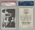 1964 Topps Beatles Movie Hard Day's Night Trading Cards 15