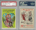 1959 Topps Funny Valentines Trading Cards 46