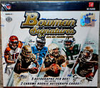 2012 BOWMAN SIGNATURES NFL FOOTBALL HOBBY BOX - 5 AUTOS PER BOX (STILL IN WRAP)