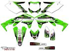 2016-2018 KAWASAKI KXF 450 GRAPHICS DECALS STICKERS DECO KX 450F KX450F 2017