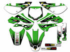 2002-2009 KAWASAKI KLX 110 KLX110 GRAPHICS DECALS 2008 2007 2006 2005E 2004 2005