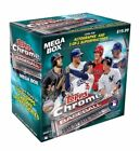 2017 Topps Chrome Update Mega Box NEW Target Exclusive Sealed Box