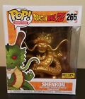 Funko Pop! Animation Gold Shenron #265 Hot Topic Exclusive DBZ Dragon Ball Z