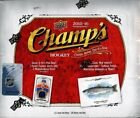 2015-16 Upper Deck Champs Hockey Factory Sealed 10 Box Hobby Case