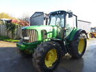 JOHN DEERE 6920 4WD TRACTOR 2004 TLS POWER QUAD 10600 HOURS AIR CON RUNS WELL