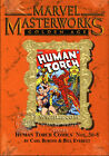 Marvel Masterworks Vol 88 Golden Age Variant The Human Torch 5b 8