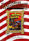 Marvel Masterworks Vol 121 Golden Age Variant Young Allies 1 4