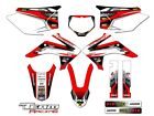 2015-2019 HONDA CRF 150F 230F GRAPHICS KIT DECALS DECO  150 230 F 2016 2017 2018