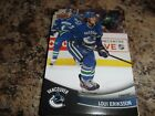 2018-19 Upper Deck Subway Vancouver Canucks Hockey Cards 9