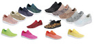 New Baby Toddler Sequin Glitter Lace Up Fashion Shoes Comfort Athletic Sneakers