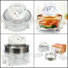 12.7-18qt Rosewill R HCO 15001 Infrared Halogen Oven For Healthy Low Fat Cooking