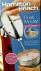 Hamilton Beach Drink Master Classic 750RC New Stainless Steel Cup Shakes Soda