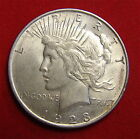 Silver Peace Dollar 1923 S Nice Coin  free shipping