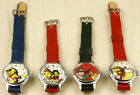 Ruhla Moving Eyes Mechanical Children Watch Lot 29mm New Old Stock