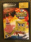 The Spongebob Squarepants Movie Playstation 2 PS2 Complete CIB Tested