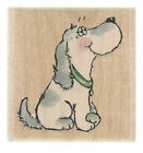 PENNY BLACK Rubber Stamps LOVE STRUCK Doggie Romance FREE SHIPPING