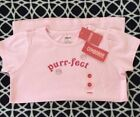NWT Gymboree Vintage 2008 Classroom Kitty Line Top Pink Cap Sleeves Size 12 VHF