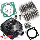 KTM 50 Air Cool Engine Cylinder Piston Rebuild Kit Pro JR SR Mini Adventure Bike