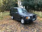 Land Rover Discovery 1 300 TDI 1 Owner From New Only 105K Miles Rare Niagra Grey