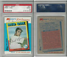 1982 K-Mart Baseball, #27 Fred Lynn, Red Sox, PSA 9 Mint