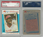 1982 K-Mart Baseball, #33 Jim Rice HOF, Red Sox, PSA 9 Mint