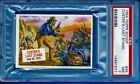 1954 Topps Scoop #45 Custers Last Stand Psa 7