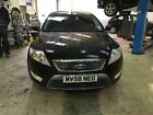 Ford Mondeo 20 tdci titanium x 2008 hatchback  manual diesel black