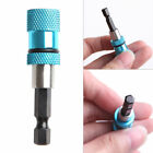 Professional Magnetic Drywall Bit Holder 1/4'' Hex Shank Drill Screw Tools  60mm