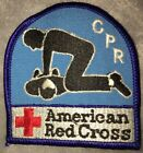 Vintage American Red Cross Advanced Swimmer Iron On Patch Unused