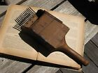 Amazing AAFA hand made CRANBERRY SCOOP primitive harvest tool Americana 1900 old