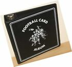 1 (One) Black Binder BCW 3 Inch D Ring NFL Football Trading Cards Collection ...