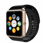 Bluetooth Smart Watch Pedometer Phone Mate for Android Samsung iPhone X 8 7