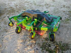 John Deere 72 Flex Deck With Striping Rollers 1420 1435 1445 VERY LITTLE USE