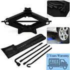 2 Ton Scissor Jack Lug Wrench Extension Spare Tire Tool Kit for 04 14 Ford F150