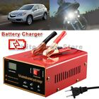 New 12V 24V 10A 140W Car Motorcycle Lead Acid Battery Charger Full Automatically