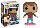 Funko Pop Movies Back To The Future 2 Marty McFly On Hoverboard Exclusive Vinyl