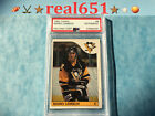 1985 Topps #9 MARIO LEMIEUX Rookie Auto | Vintage-Authentic Autograph PSA-DNA