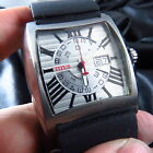 ALL STEEL TITUS SPECIAL BIG DAY   QUARTZ MEN WATCH FREE SHIPPING
