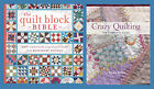 The Quilt Block Bible  Crazy Quilting 2 Book Set