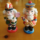 NEW Fitz and Floyd Nutcracker Sweets Salt and Pepper Shakers
