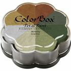 Color Box Petal Point Eight color Removable Pigment Inkpad