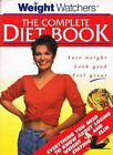 The Weight Watchers Complete Diet Book by Weight Watchers Paperback Book The