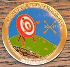 2017 Royal Rangers North Texas Winter Camp Challenge Coin