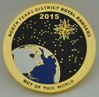2015 Royal Rangers North Texas Winter Camp Challenge Coin